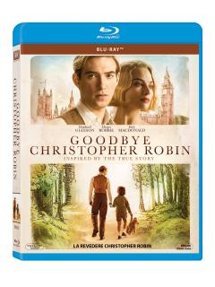 La revedere Christopher Robin (Blu Ray Disc) / Goodbye Christopher Robin