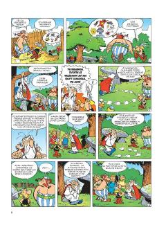 Asterix si cosorul de aur
