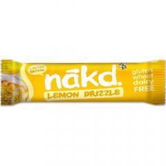 Baton - Nakd Lemon Drizzle