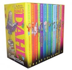 Roald Dahl Collection - 15 Books (slipcase)
