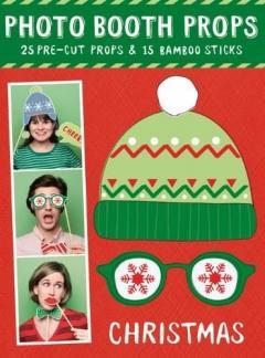 Accesorii pentru petrecere - Holiday Photobooth Props