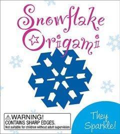 Snowflake Origami (Mini Kit)