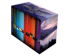 Harry Potter Box Set - The Complete Collection