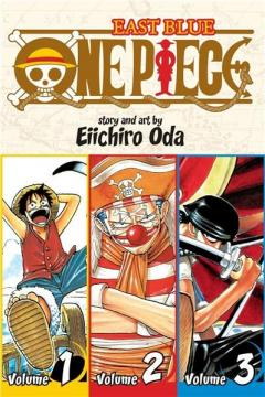 One Piece (3-in-1 Edition) - Volume 1
