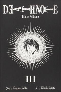 Death Note Black Edition Vol. 3