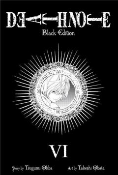 Death Note Black Edition Vol. 6