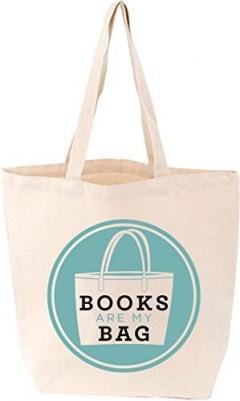 Books are My Bag Tote
