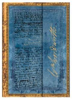 Paperblanks Embellished Manuscripts Ultra Lined Mini Journal - Wordsworth