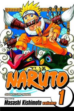 Naruto Vol. 1 - Uzumaki Naruto
