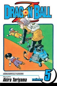 Dragon Ball Z Vol. 5 - Dragon Ball In Space