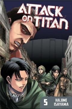 Attack on Titan Vol. 5 - Can You Go Home Again?