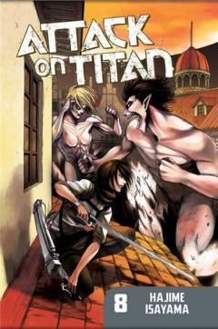Attack on Titan Vol. 8 - Blood On His Hands