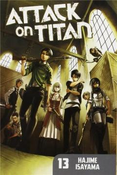 Attack on Titan Vol. 13 - No Safe Place Left