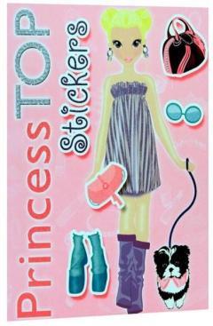 Princess top. Stickers  ( Roz)