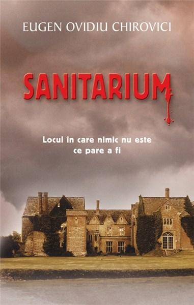 Imagini pentru sanitarium carte