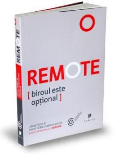 Remote - Biroul este optional