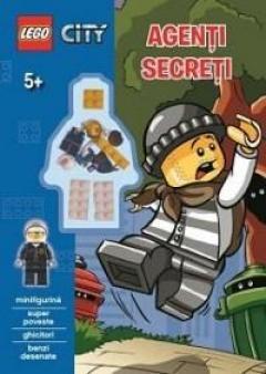 Lego City - Agenti secreti (minifigurina LEGO atasata)