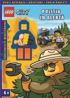 LEGO City: Politia in alerta
