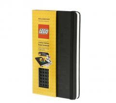 Moleskine Limited Edition: LEGO Large Ruled Notebook