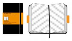 Moleskine Ruled Notebook - Pocket
