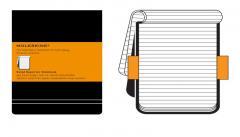 Moleskine Ruled Reporter Notebook - Large