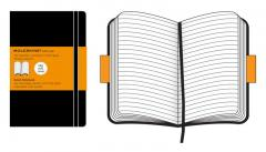 Moleskine Ruled Soft Notebook - Pocket