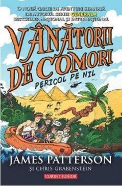 Pericol pe Nil - Vanatorii de comori Vol. II