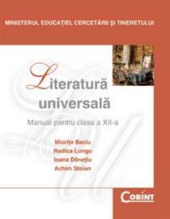 Literatura Universala - Manual pentru clasa a XII-a