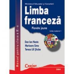 Limba Franceza L1 - Manual Cls. a IX-a