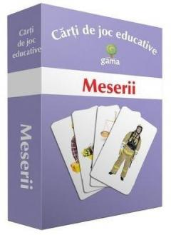 Meserii - Carti de joc educative