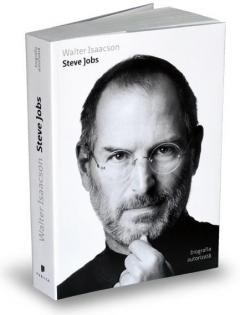 Steve Jobs - biografia autorizata