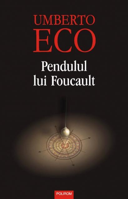 Image result for umberto eco pendulul lui foucault