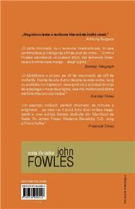 magicianul fowles