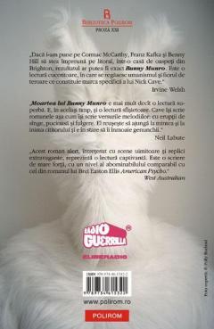 Moartea lui Bunny Munro