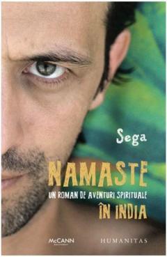 Namaste - Un roman de aventuri spirituale în India