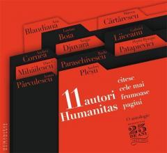 11 autori Humanitas citesc cele mai frumoase pagini - Audiobook