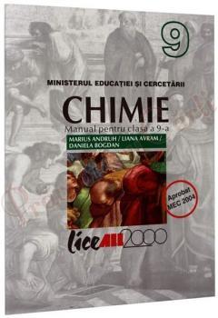 Chimie. Manual clasa a IX-a