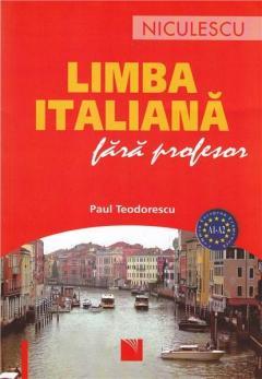 Limba italiana fara profesor