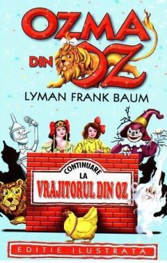 Ozma din Oz (editie ilustrata)
