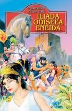 Iliada, Odiseea, Eneida (repovestire pentru copii)