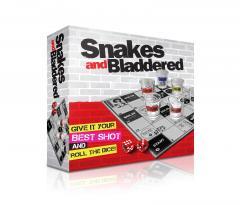 Joc de petrecere - Snakes and Bladdered